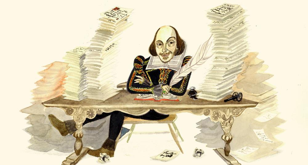 Днем рождения, шекспир картинки для презентации
